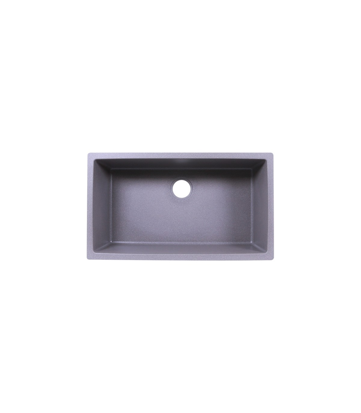 Granite Composite Undermount Kitchen Sinks Granite composite undermount sink single bowl workwithnaturefo