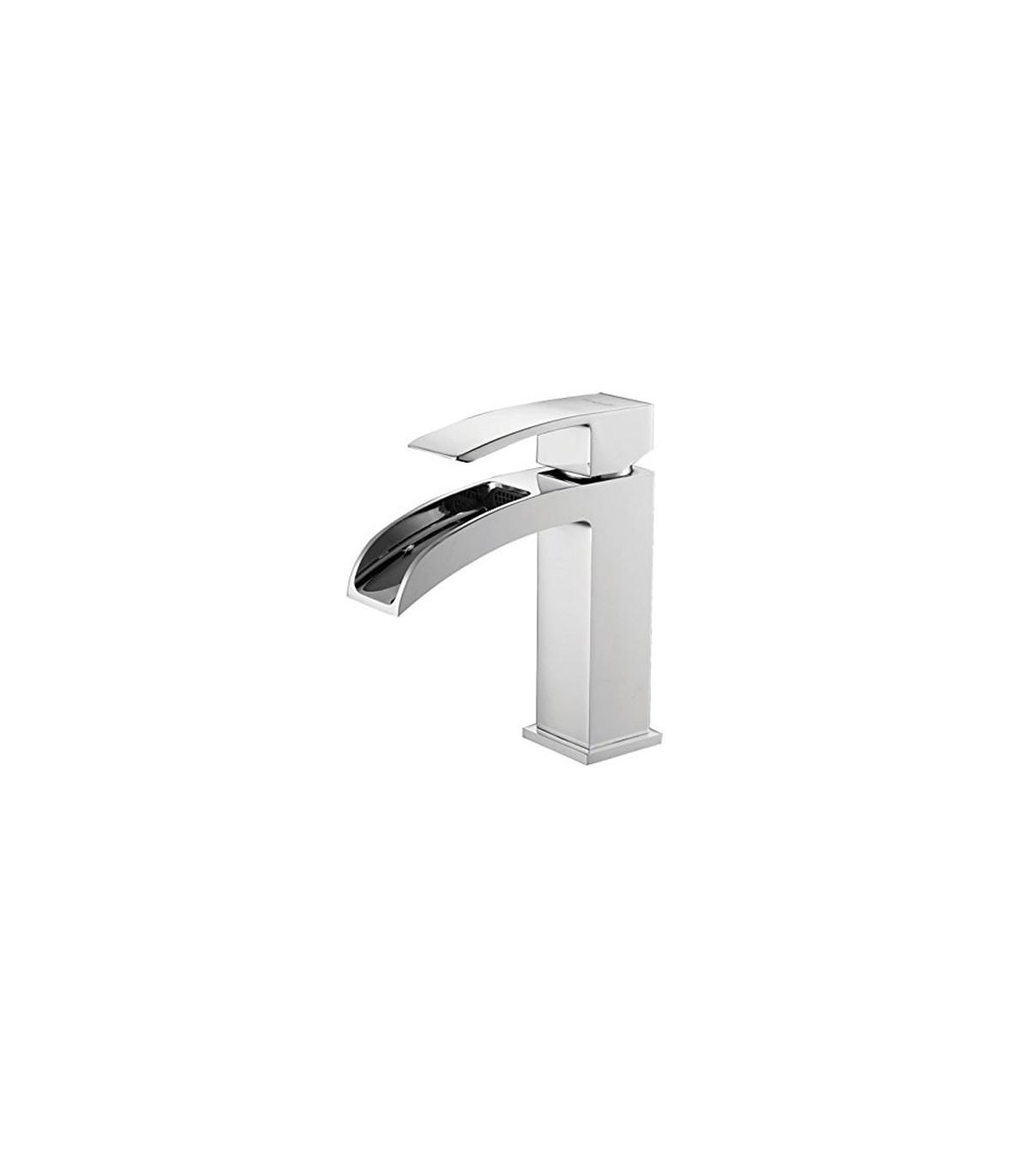 LS-BF3 Bathroom Faucet Brushed Nickel