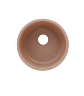 LS-GC38 Bisque Single Bowl Granite Composite Sink