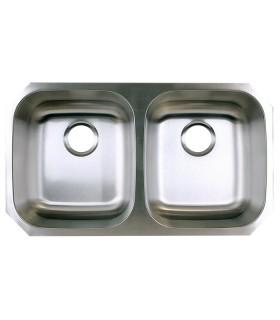 LS-88 Double Bowl Kitchen Sink