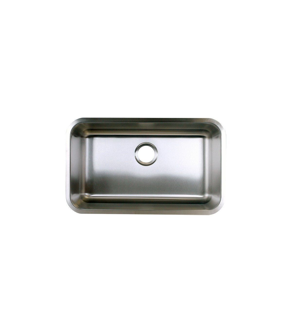 brush single depot steel drop sinks bay all in one kitchen sink glacier home the p stainless hole bowl