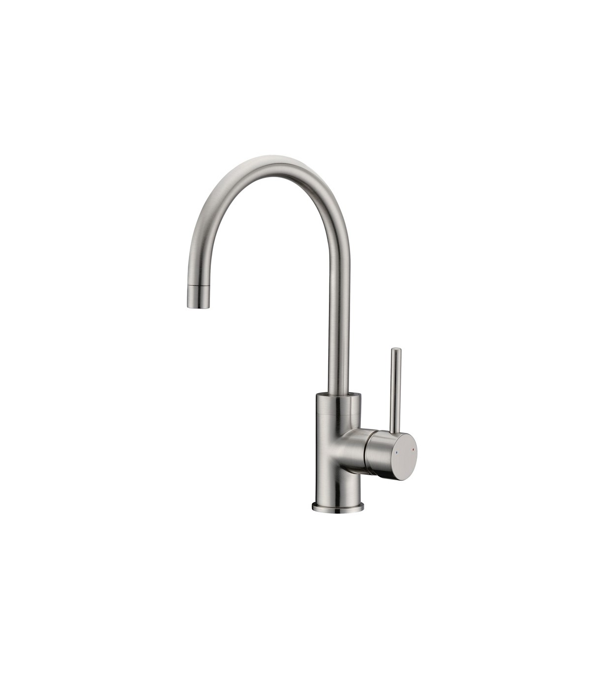Ls 370002 Single Hole Bar Faucet In Brushed Nickel